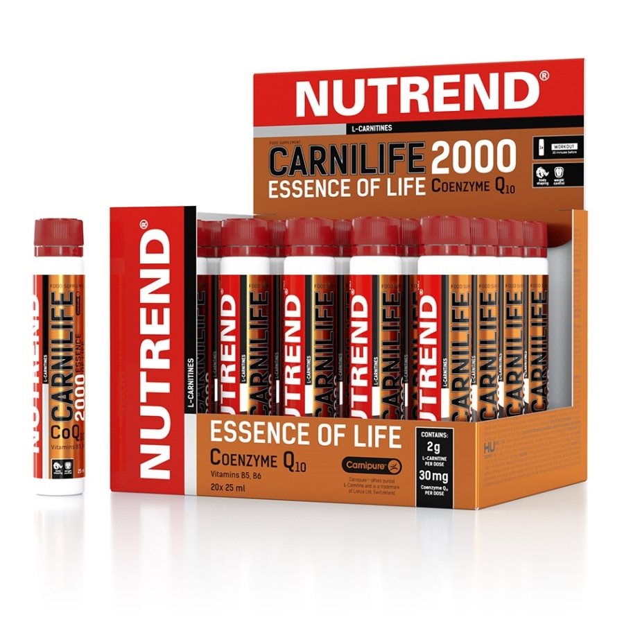 Nutrend Carnilife 2000 20 x 25 ml