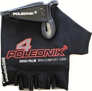 Dětské cyklistické rukavice Polednik F4 černé - 3