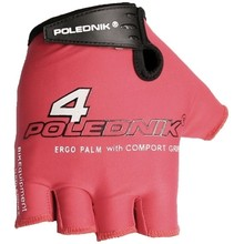 Dětské cyklistické rukavice Polednik F4 červené - 5