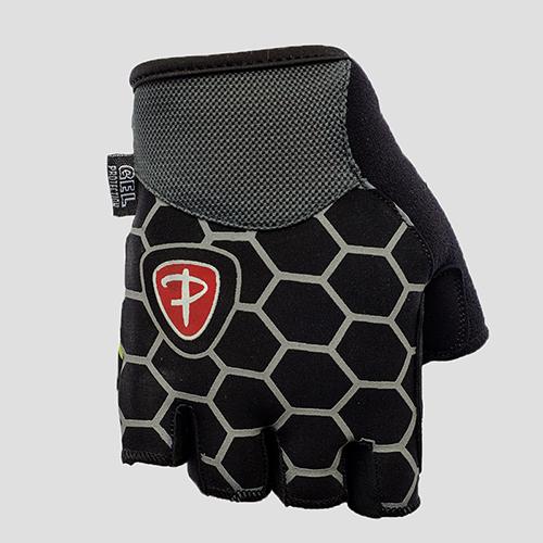 Cyklistické rukavice Polednik Reflex 2016 černé - M
