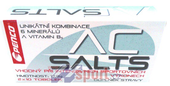 Penco AC Salts 20 tob
