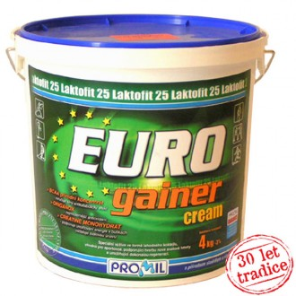 LAKTOFIT 25 EURO GAINER CREAM