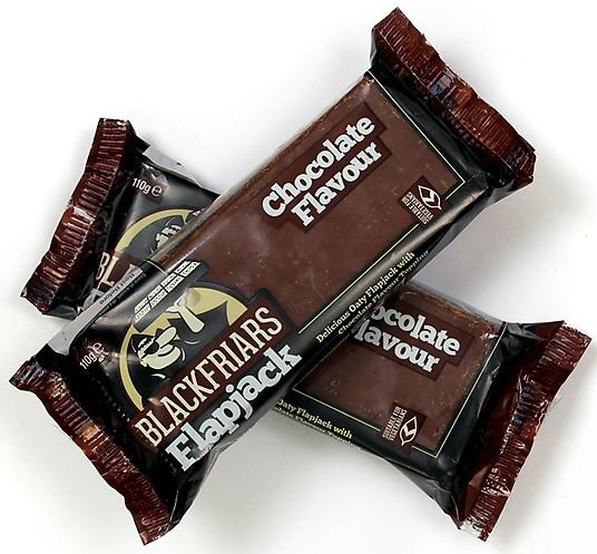 Blackfriars Bakery Tyčinka Flapjack 110 g - čokoláda