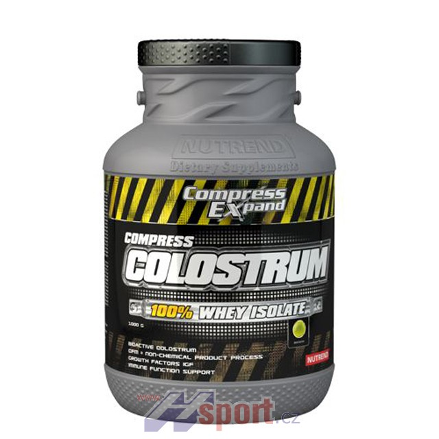 Compress Colostrum 1000g