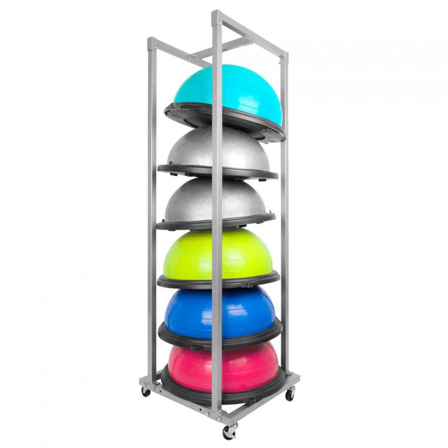 Stojan na balanční podložky Insportline Dome Storage