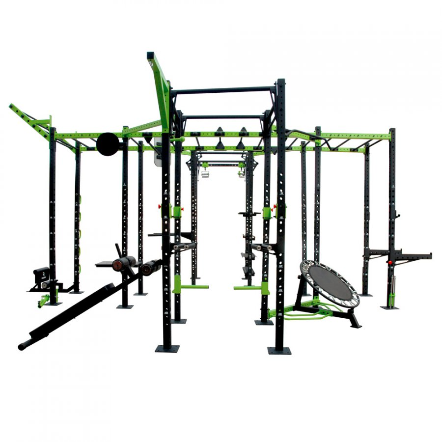 Tréninková konstrukce Insportline Trainning Cage 60