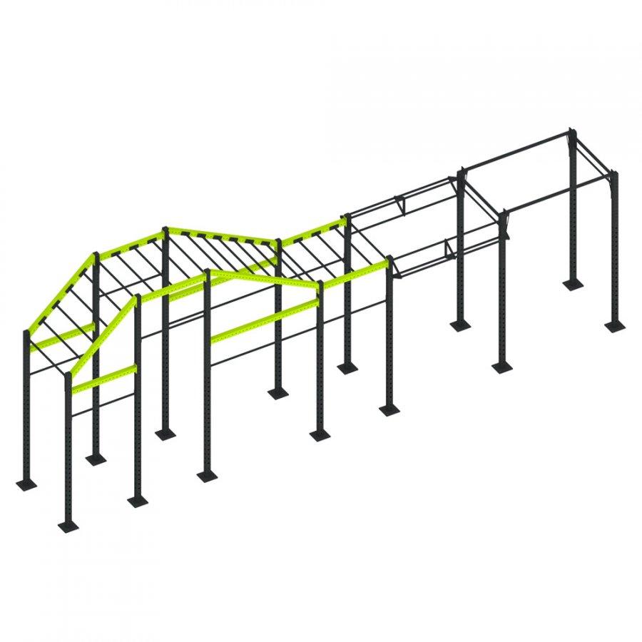 Tréninková konstrukce Insportline Trainning Cage 40