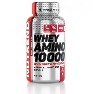 Nutrend Whey Amino 10000 - 100 tbl