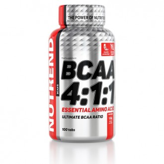 Nutrend BCAA 4:1:1 Tabs - 100 tbl