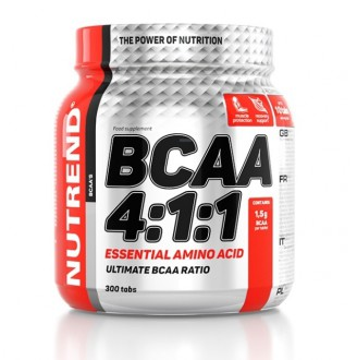 Nutrend BCAA 4:1:1 Tabs - 300 tbl