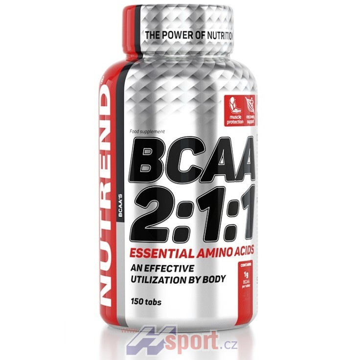 Nutrend BCAA 2:1:1 Tabs - 150 tbl