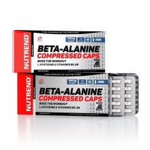 Nutrend Beta-Alanine Compressed Caps - 90 cps