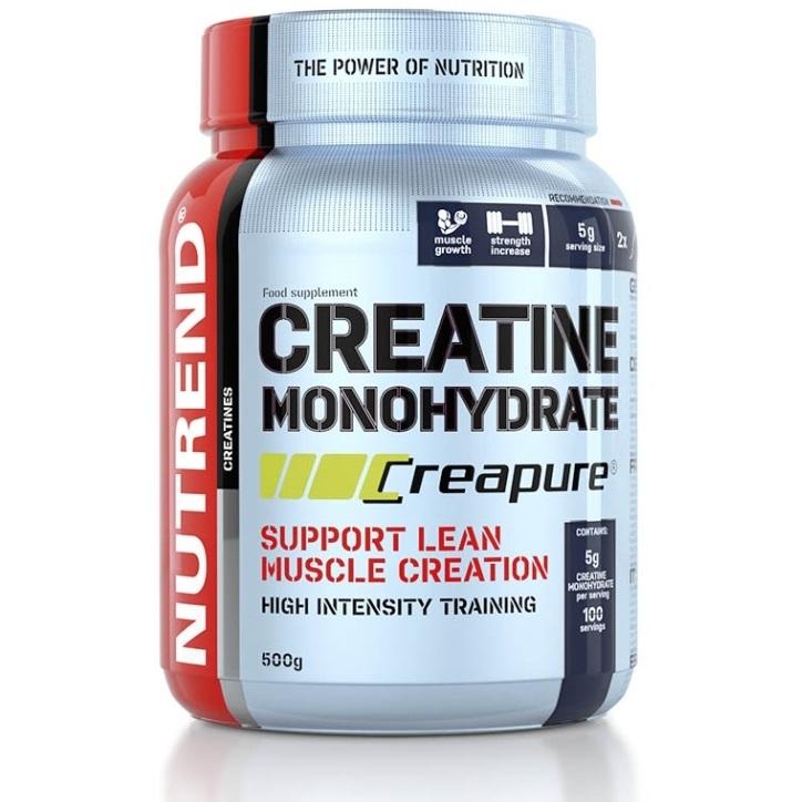 Nutrend Creatine Monohydrate Creapure - 500 g