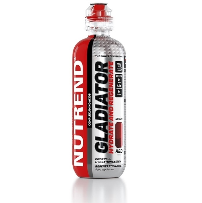 Nutrend Gladiator - 500 ml