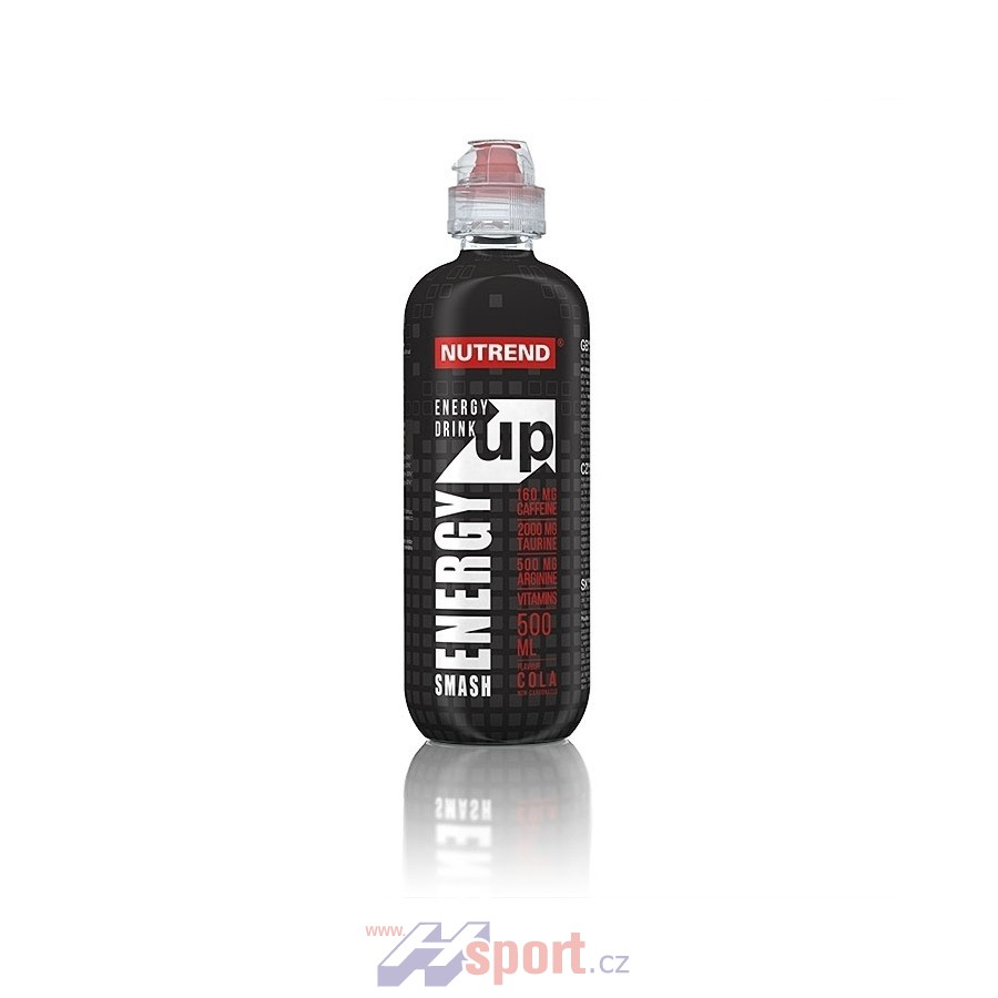 Nutrend Smash Energy Up - 500 ml