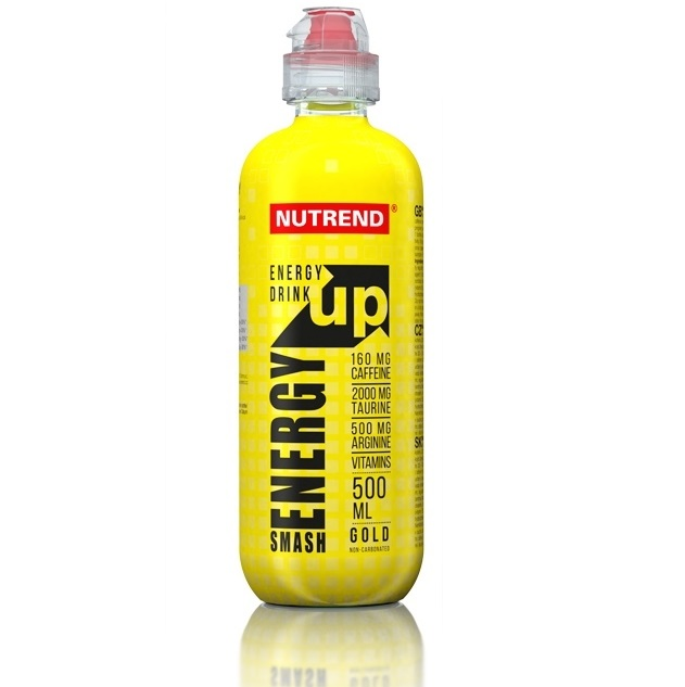 Nutrend Smash Energy Up - 500 ml - cola