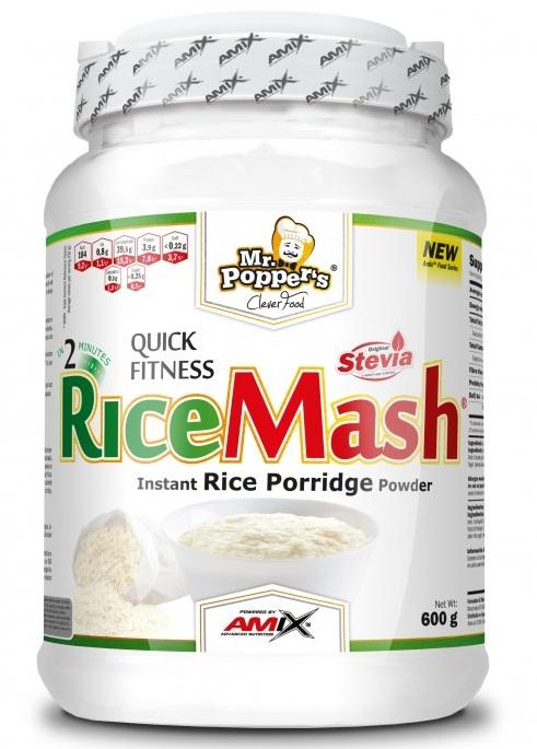 Amix RiceMash 600 g - bílá čokoláda