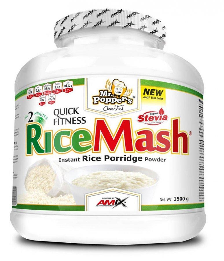 Amix RiceMash 1500 g - bílá čokoláda