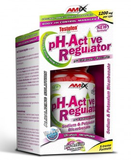 Amix pH Active Regulator 120 cps