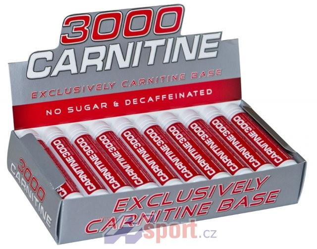 Holma L-Carnitine 3000mg 20x25ml