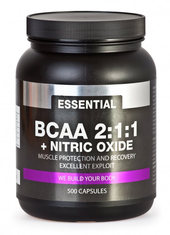 Prom-in Essential BCAA 2:1:1 + Nitric Oxide 500 cps