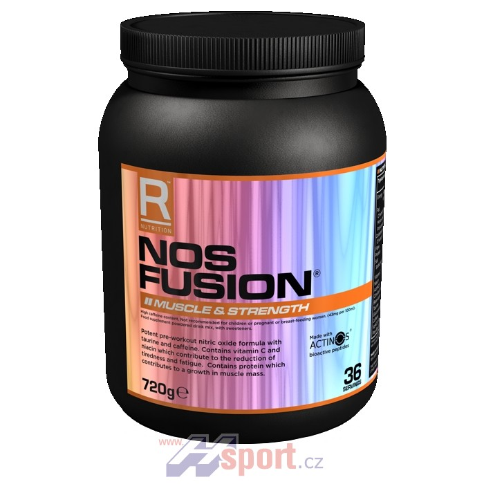 Reflex Nutrition NOS Fusion with Coffeine 720 g