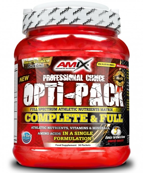 Amix Opti-Pack Complete & Full 30 days
