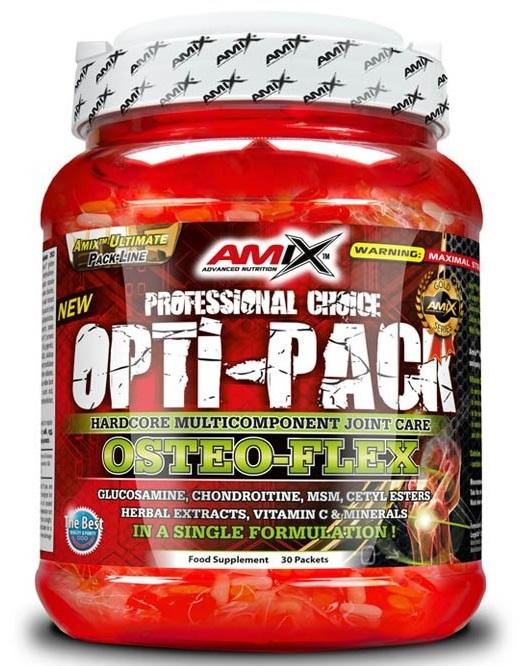 Amix Opti-Pack Osteo-Flex 30 sáčků
