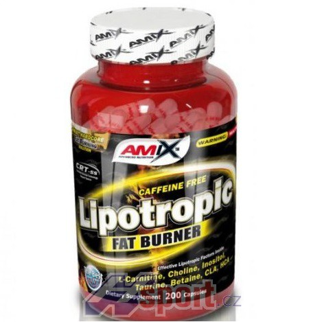 Amix Lipotropic Fat Burner 200 cps