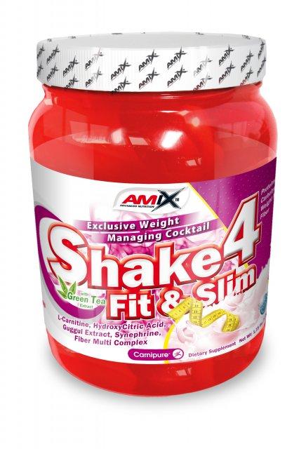 Amix Shake 4 Fit & Slim 500g - čokoláda