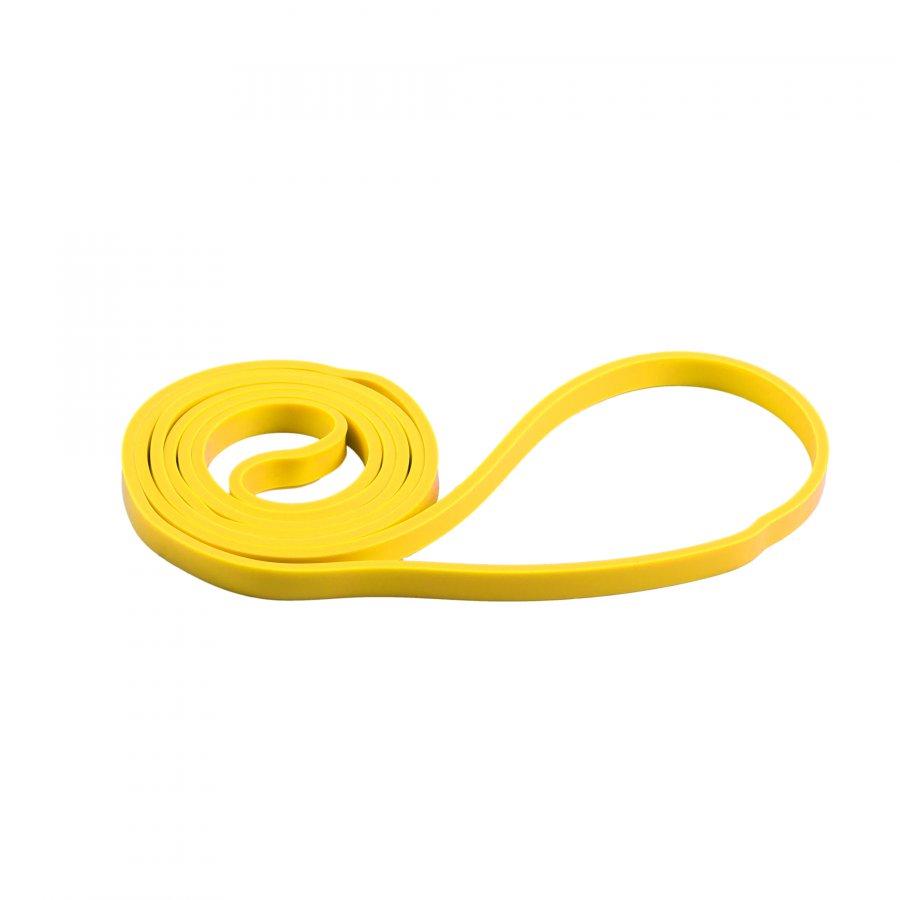 Odporová guma Spokey Power žlutá