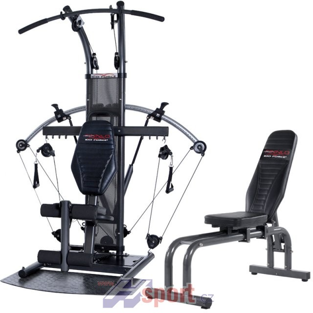 AKCE - BIO FORCE EXTREME + lavice POWER BENCH