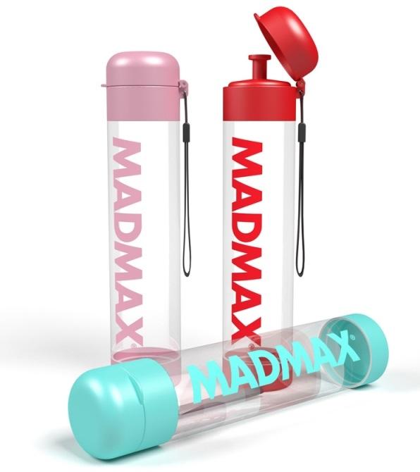 Sportovní láhev Madmax - růžová