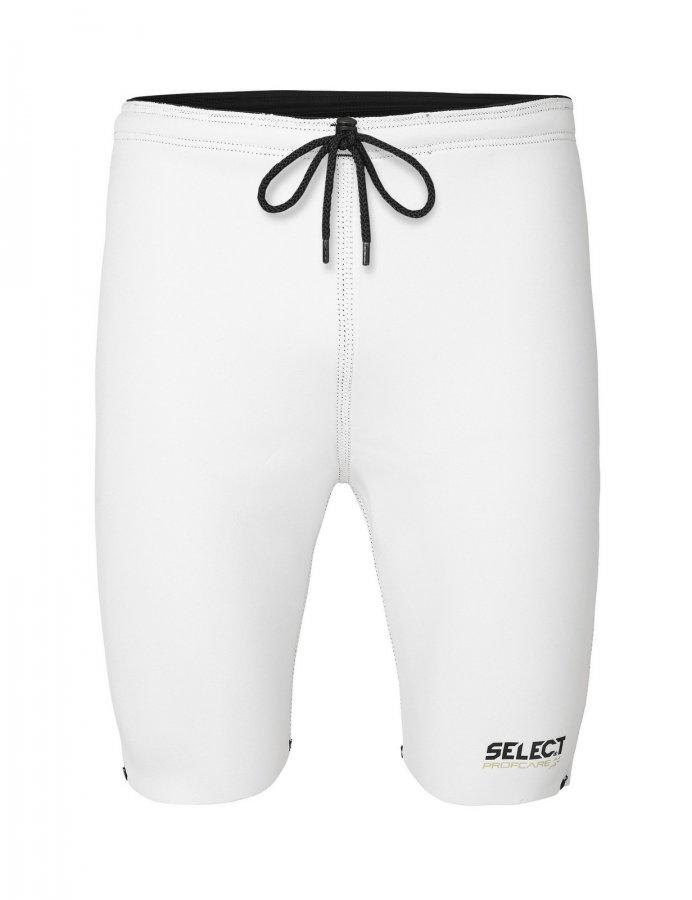 Termální šortky Select neoprénové 6400 bílé - L