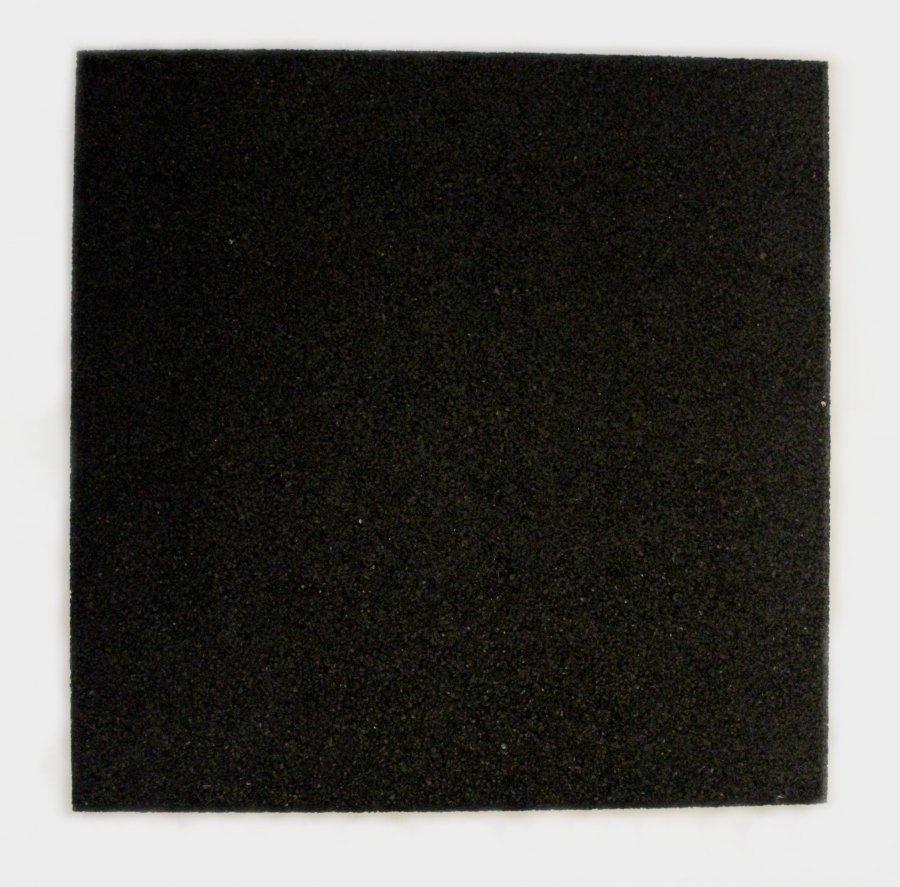 Attack Sportovní podlaha 20 mm, 50 x 50 cm - černá - černá