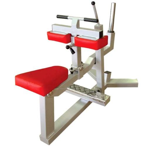 Hsport Posilovací stroj na lýtka v sedě