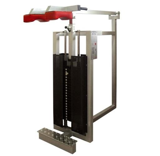 Hsport Posilovací stroj na lýtka ve stoje