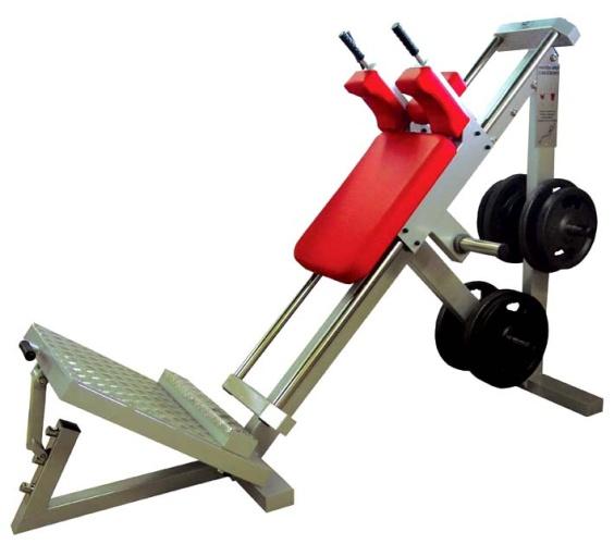 Hsport Posilovací stroj - Hacken dřep