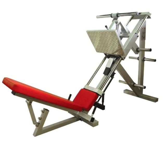 Hsport Posilovací stroj - Legpress šikmý
