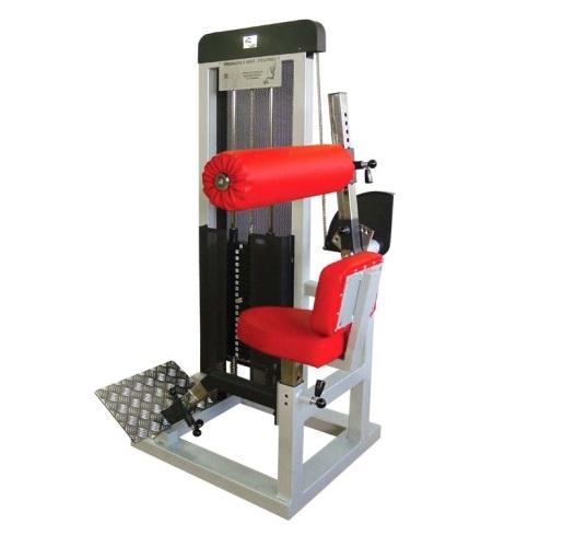 Hsport Posilovací stroj - břicho vsedě