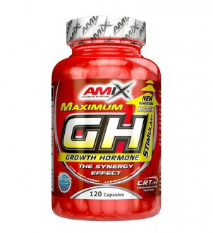 Amix Maximum GH Stimulant 120 cps