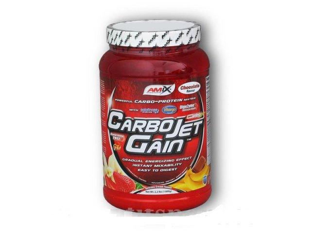 Amix CarboJet Gain 1000g - čokoláda