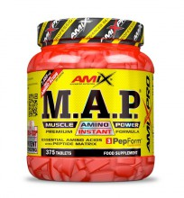 Amix M.A.P. Muscle Amino Power 375 tbl