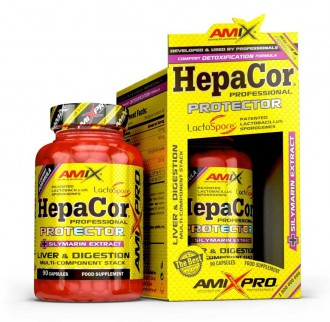 Amix HepaCor Protector 90 cps