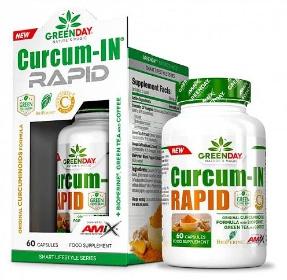 Amix Curcum-IN Rapid 60 cps