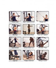 G3S BS Home Gym - cviky