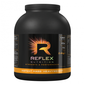 Reflex Nutrition Instant Mass Heavy Weight 2400 g