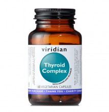 Viridian Thyroid Complex 60 cps