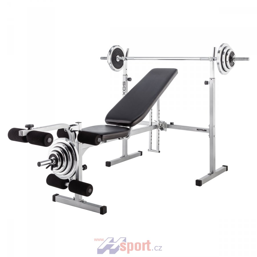 Posilovací lavice Kettler Weight Bench