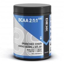 Dex Nutrition BCAA 2:1:1 X80 400 g